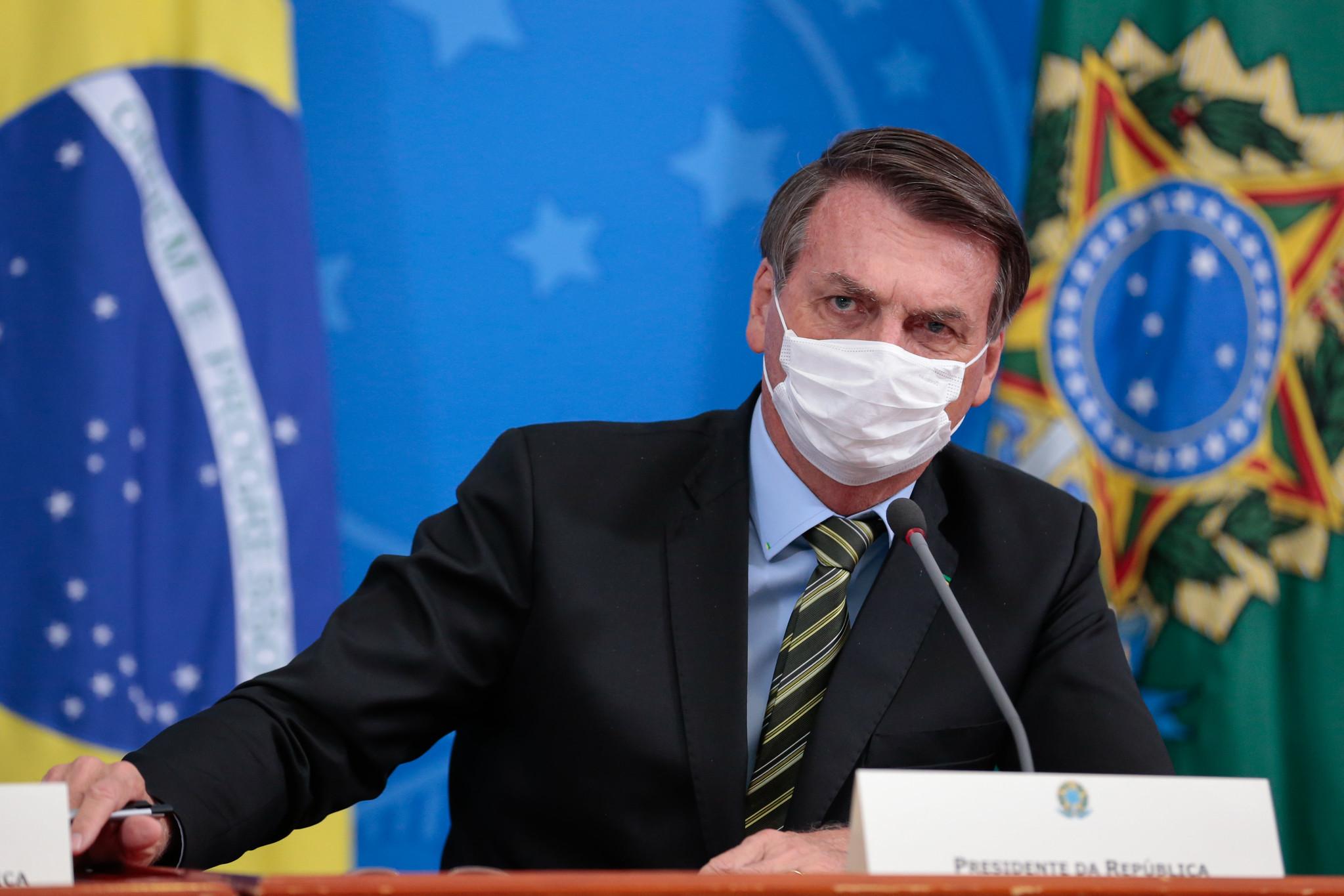 Will the coronavirus be Jair Bolsonaro's kryptonite?