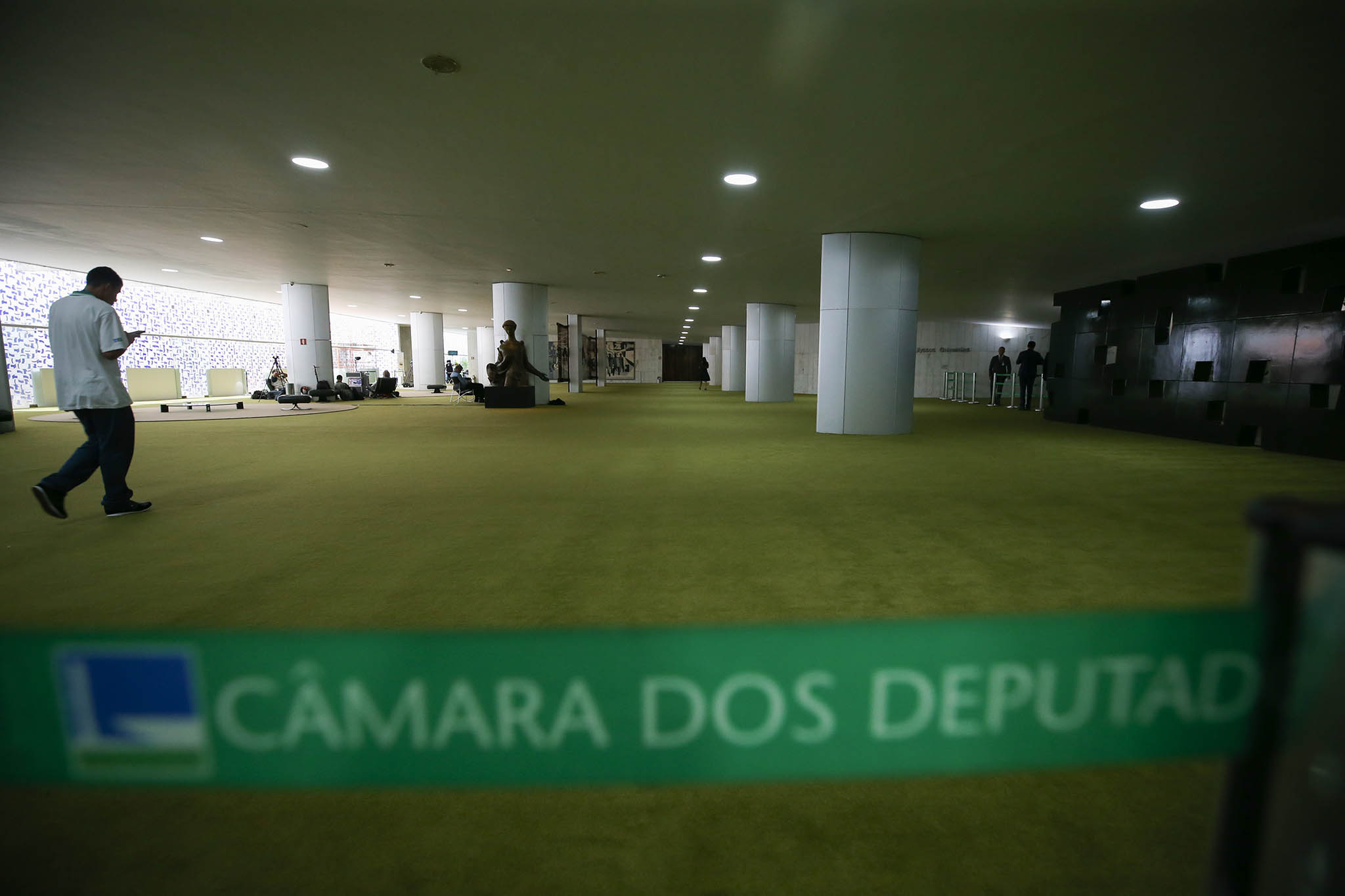 Covid-19 forces Brazil's Congress into de facto recess