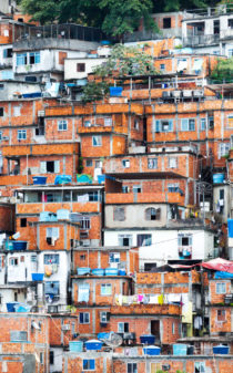 coronavirus Covid-19 reaches the favela, where social isolation is nearly impossible