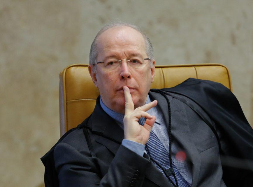 Ministro do Supremo Tribunal Federal Celso de Mello